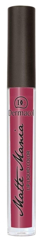 Dermacol Matte Mania Lipstick 3,5ml 34 (Matt)