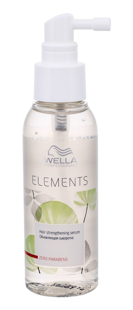 Wella Elements Hair Oils And Serum 100ml (Weak Hair - Damaged Hair)