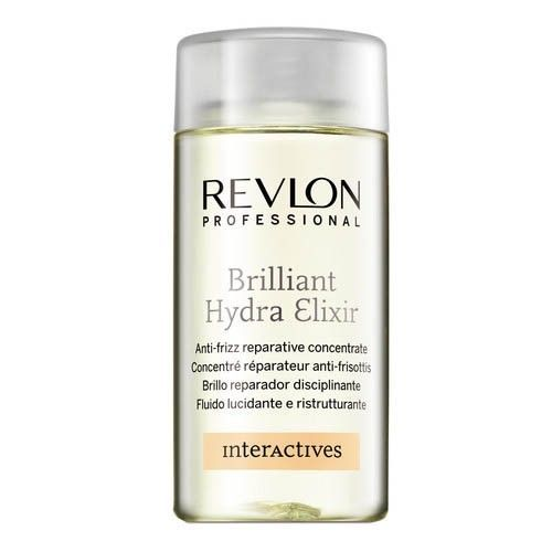 Revlon Professional Brilliant Hydra Elixir Anti-Frizz Reparative Concentrate 125 oμορφια   μαλλιά   φροντίδα μαλλιών   προστασία μαλλιών