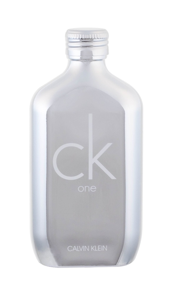 Calvin Klein Ck One Platinum Edition Eau De Toilette 100ml