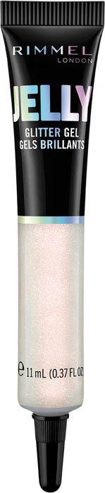 Rimmel London Jelly Glitter Gel Eye Shadow 100 Frosé 11ml
