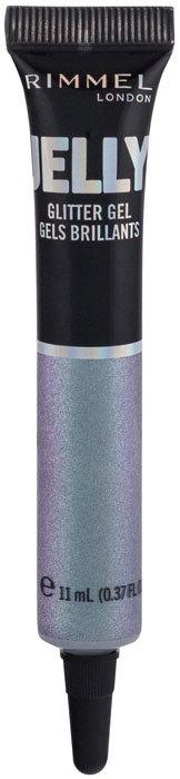Rimmel London Jelly Glitter Gel Eye Shadow 200 Blue Lagoon 11ml
