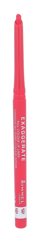 Rimmel London Exaggerate Lip Pencil 0,25gr 103 Pink A Punch