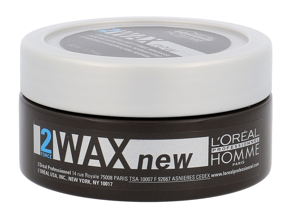 L/oreal Professionnel Homme Definition Wax Hair Wax 50ml oμορφια   μαλλιά   styling μαλλιών   κερί μαλλιών