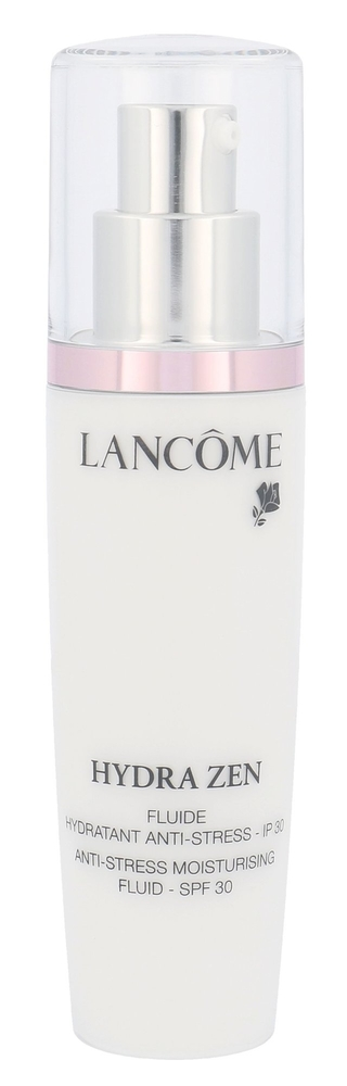 Lancome Hydra Zen Moisturising Cream Fluid Spf30 Day Cream 50ml (All Skin Types - For All Ages)