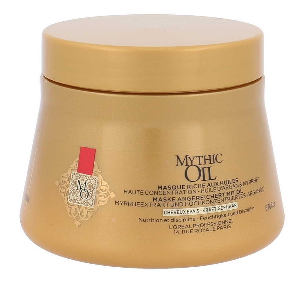 L/oreal Professionnel Mythic Oil Hair Mask 200ml