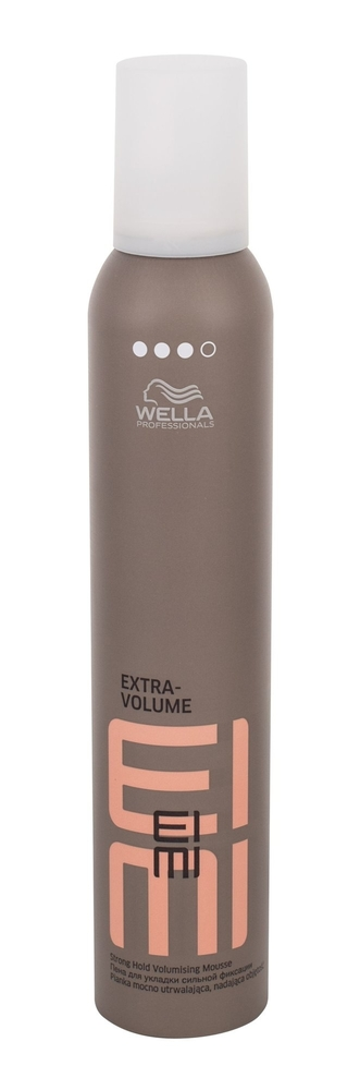 Wella Eimi Extra Volume Hair Mousse 300ml (Strong Fixation)