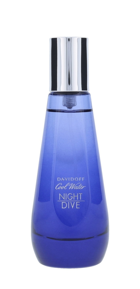 Davidoff Cool Water Night Dive Eau De Toilette 50ml Woman