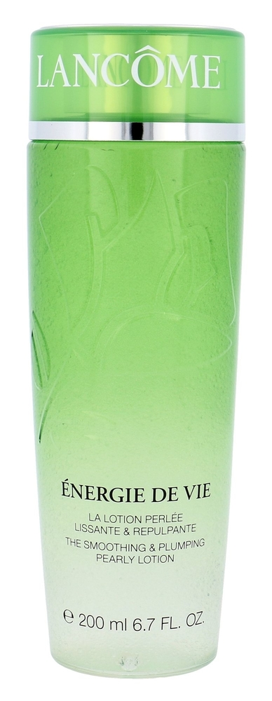 Lancome Energie De Vie Pearly Wake-up Lotion Cleansing Water 200ml (All Skin Types)
