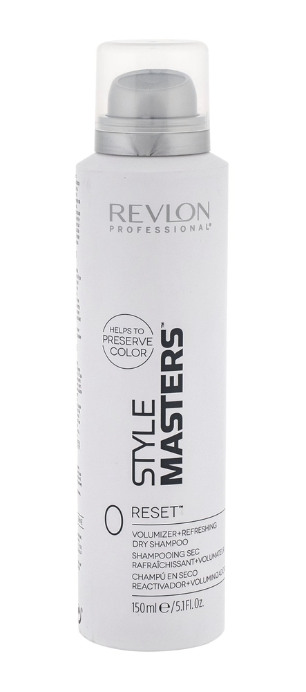 Revlon Professional Style Masters Double Or Nothing Reset Dry Shampoo 150ml (All Hair Types)