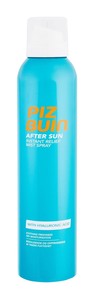 Piz Buin After Sun Instant Relief Mist Spray After Sun Care 200ml oμορφια   αντηλιακή προστασία   μαύρισμα   after sun