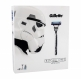 Gillette Mach3 Turbo Star Wars Razor 1pc Combo Shave Maschine + Spare Heads 2 Pcs + Shave Gel Extra Comfort 75 Ml