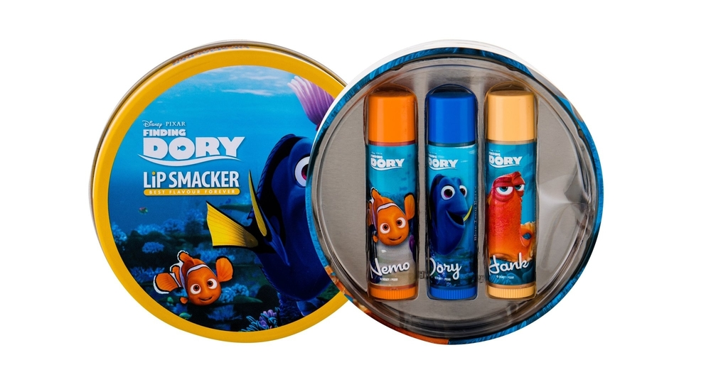 Lip Smacker Disney Finding Dory Lip Balm 4gr (For All Ages)