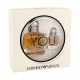 Giorgio Armani Emporio Armani Because It/s You Eau De Parfum 50ml Combo Edp 50 Ml + Edp 7 Ml