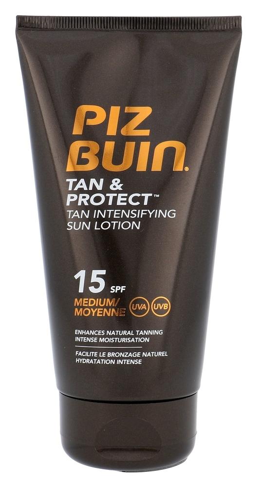 Piz Buin Tan & Protect Tan Intensifying Sun Lotion Sun Body Lotion 150ml Spf15 oμορφια   αντηλιακή προστασία   αντηλιακά σώμα πρόσωπο   αντηλιακά