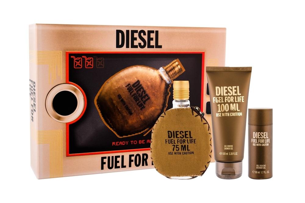 Diesel Fuel For Life Homme Eau De Toilette 75ml oμορφια   αρώματα   αρώματα ανδρικά