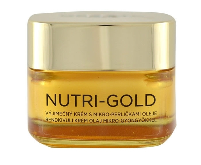 L/oreal Paris Nutri Gold Extraordinary Day Cream 50ml (All Skin Types - For All Ages)