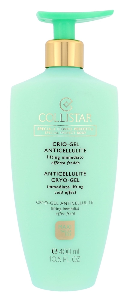 Collistar Special Perfect Body Anticellulite Cryo Gel Cellulite And Stretch Marks 400ml