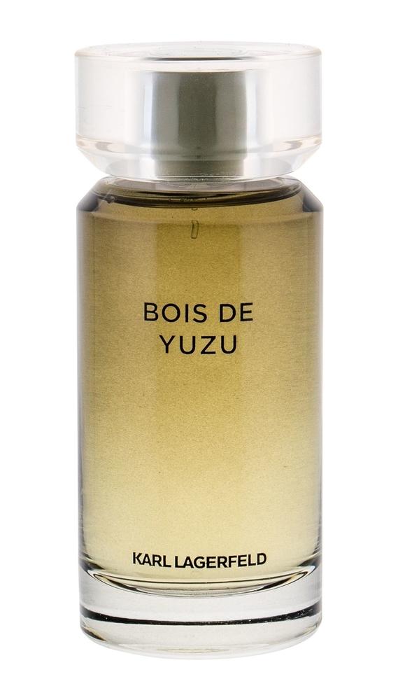 Karl Lagerfeld Les Parfums Matieres Bois De Yuzu Eau De Toilette 100ml