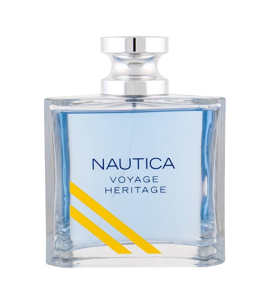 Nautica Voyage Heritage Eau De Toilette 100ml oμορφια   αρώματα   αρώματα ανδρικά