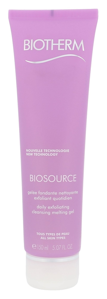 Biotherm Biosource Daily Exfoliating Gelee 150ml All Skin Types Tester