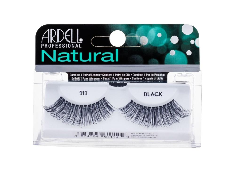 Ardell Ardell Natural Lashes 111 Black oμορφια   μακιγιάζ   μακιγιάζ προσώπου   αξεσουάρ μακιγιάζ