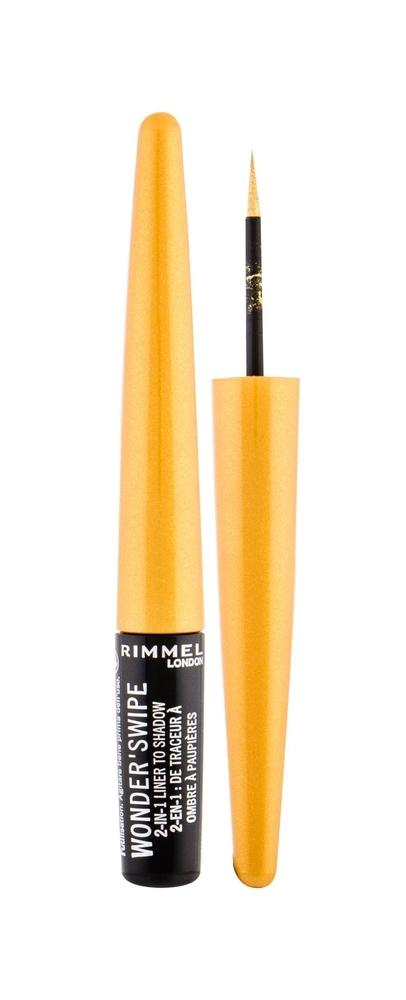 Rimmel London Wonder/swipe 2in1 Eye Line 1,7ml 002 Instafamous (Liquid)