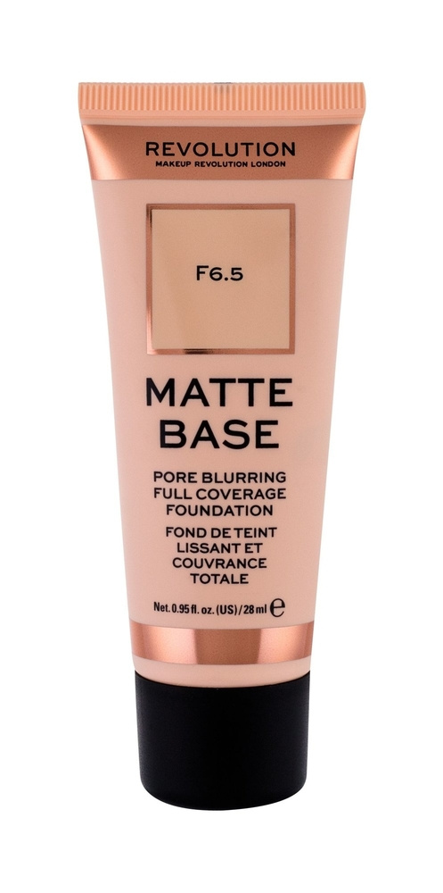 Makeup Revolution London Matte Base Makeup 28ml F6,5
