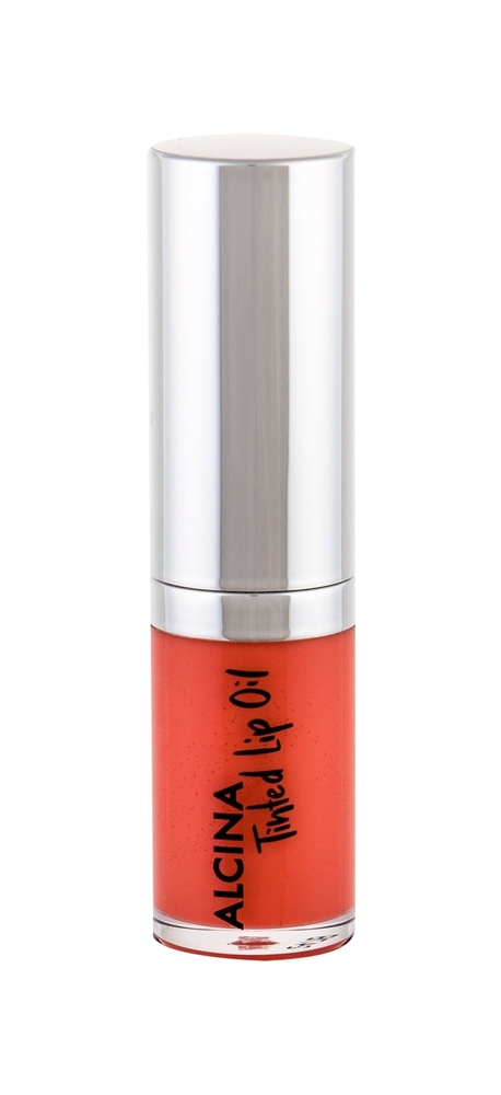 Alcina Tinted Lip Oil Lip Gloss 5ml Peach