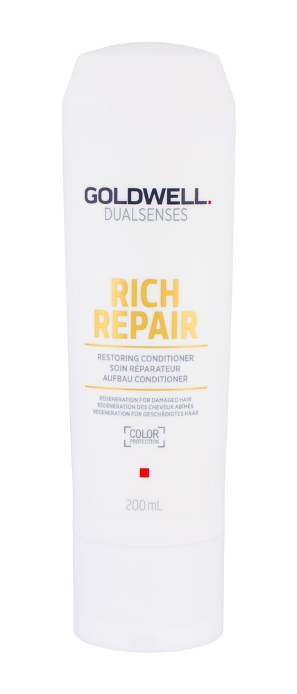 Goldwell Dualsenses Rich Repair Conditioner 200ml (Brittle Hair - Dry Hair)