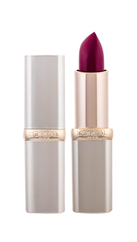 Loreal-Make Up Color Riche Lipstick 135 Dalhia Insolent
