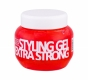 Kallos Cosmetics Styling Gel Extra Strong Hair Gel 275ml (Extra Strong Fixation)