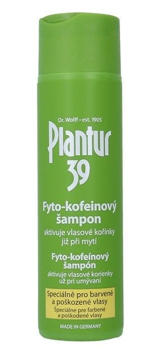 Plantur 39 Phyto-coffein Shampoo 250ml (Colored Hair - Damaged Hair - Anti Hair Loss)