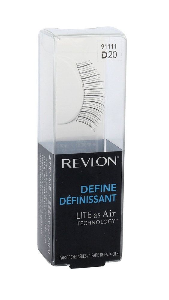 Revlon Define Lite As Air Technology False Eyelashes 1pc D20
