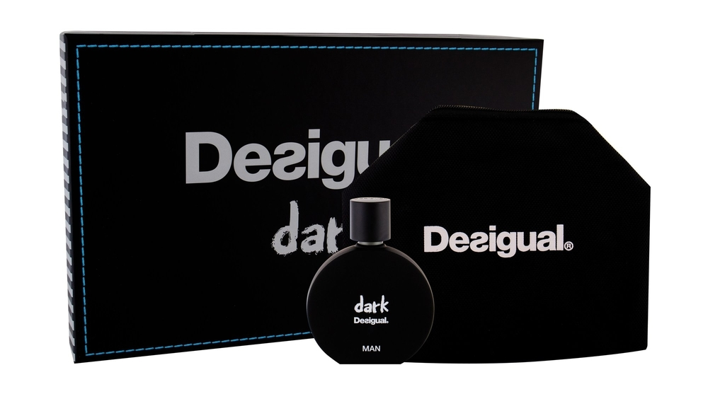 Desigual Dark Eau De Toilette 100ml - Set