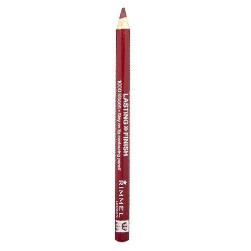 Rimmel London 1000 Kisses Lip Pencil 1,2gr 063 Black Tulip