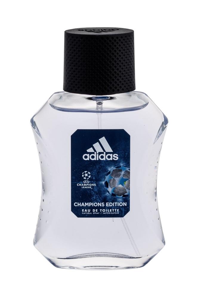 Adidas Uefa Champions League Champions Edition Eau De Toilette 50ml