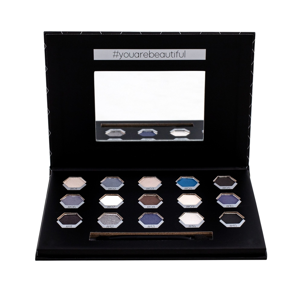 2k Polygon Smokey Eye Shadow 6,75gr