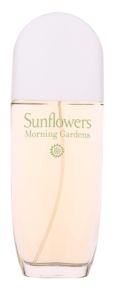 Elizabeth Arden Sunflowers Morning Gardens Eau De Toilette 100ml