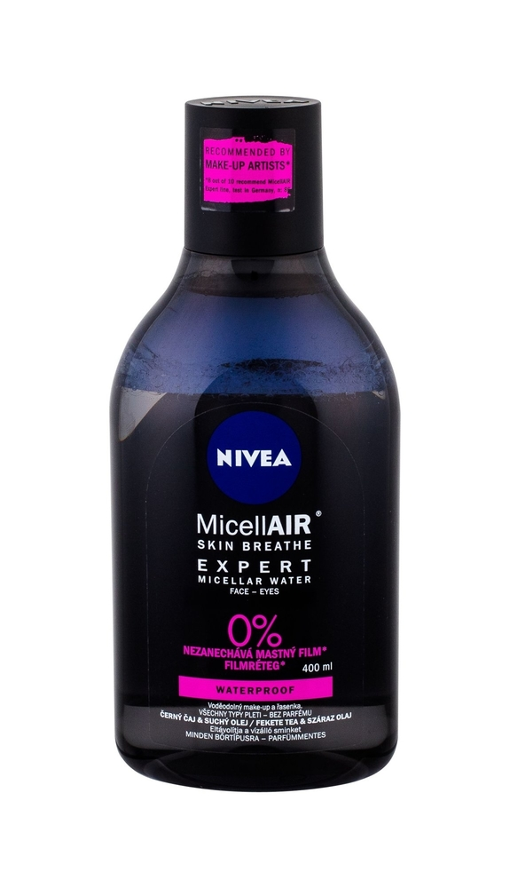 Nivea Micellair Expert Micellar Water 400ml Waterproof (All Skin Types)
