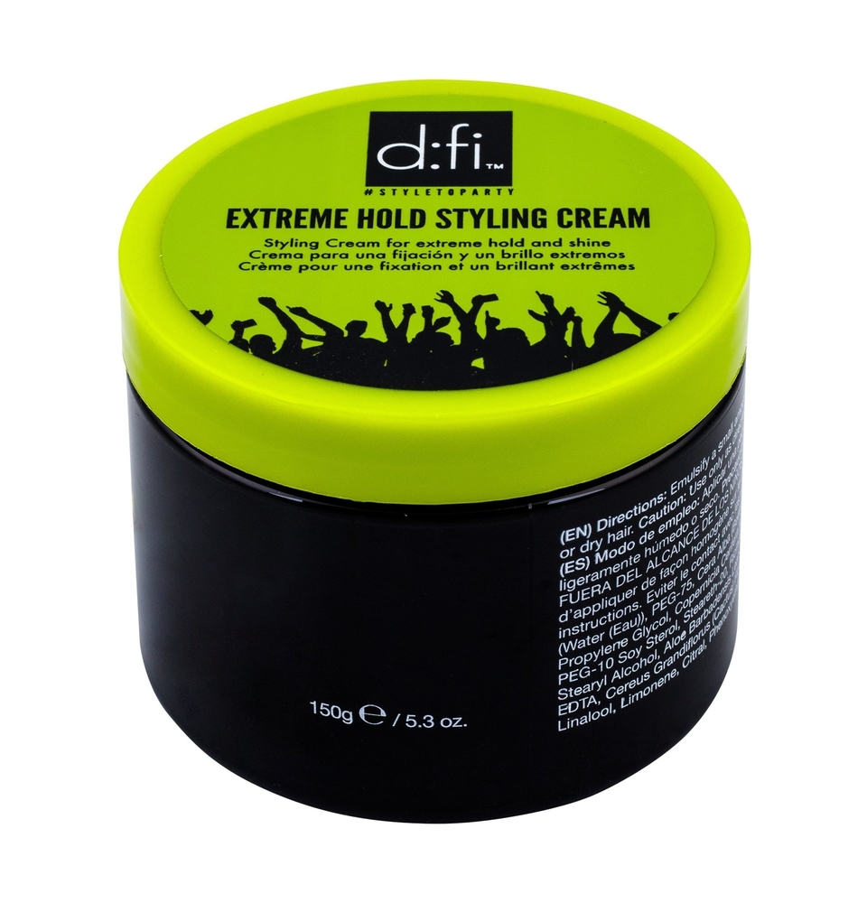 D D Extreme Cream 150 G oμορφια   μαλλιά   styling μαλλιών   κερί μαλλιών