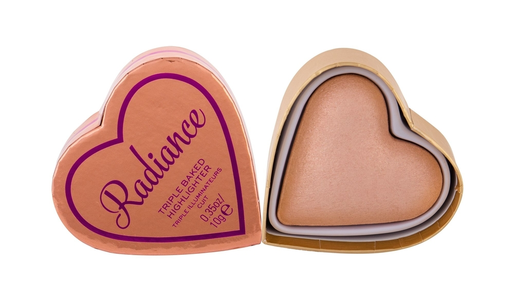 Makeup Revolution London I Heart Makeup Triple Baked Highlighter Brightener 10gr Radiance