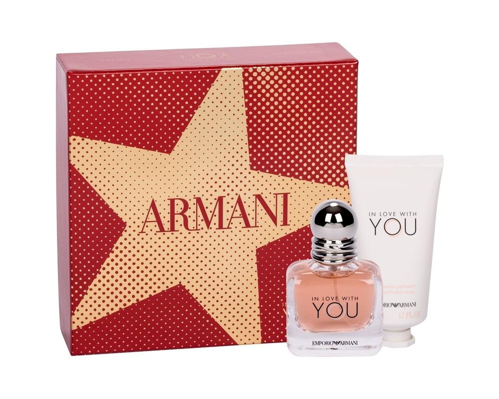 Giorgio Armani Emporio Armani In Love With You Eau De Parfum 30ml - Set