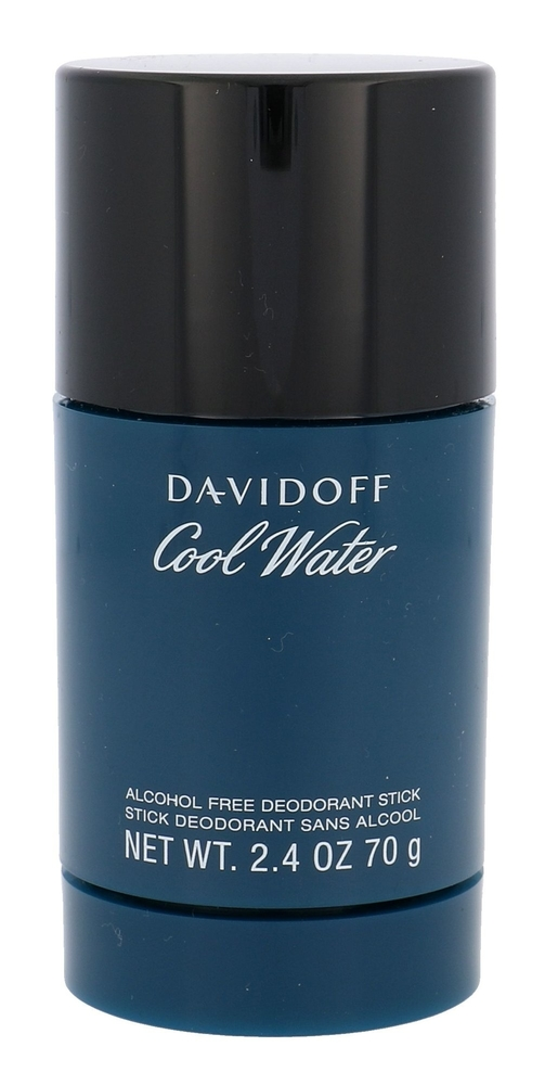 Davidoff Cool Water Deodorant 75ml Alcohol Free (Deostick)