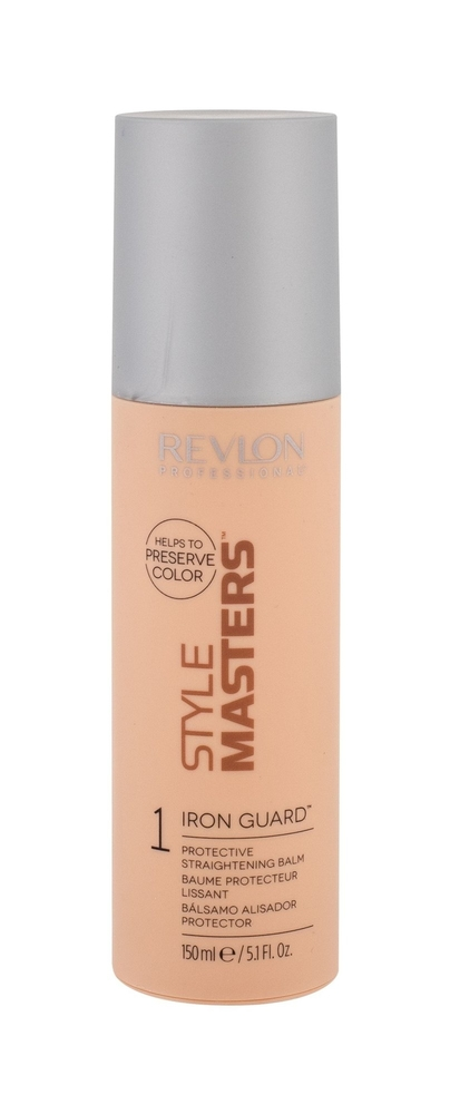 Revlon Professional Style Masters Smooth Iron Guard For Heat Hairstyling 150ml