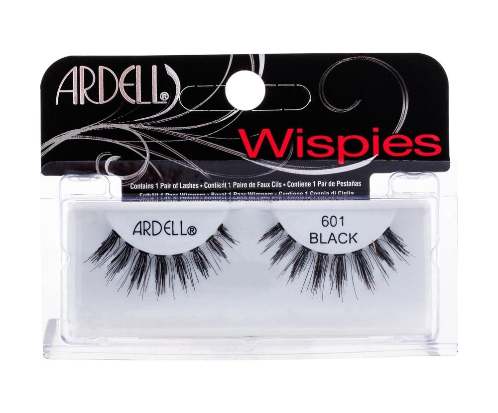 Ardell Wispies 601 False Eyelashes 1pc Black oμορφια   μακιγιάζ   μακιγιάζ προσώπου   αξεσουάρ μακιγιάζ