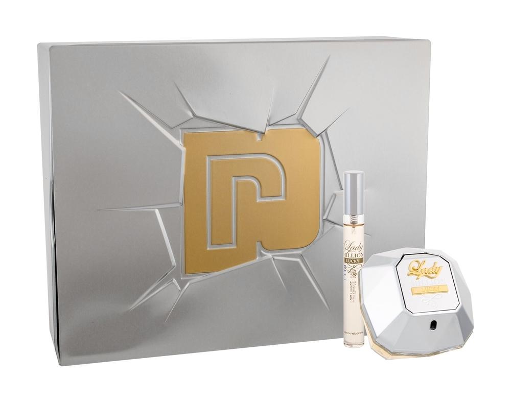 Paco Rabanne Lady Million Lucky Eau De Parfum 80ml oμορφια   αρώματα   αρώματα γυναικεία