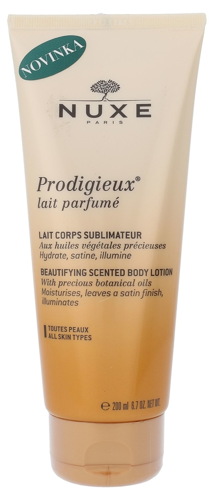 Nuxe Prodigieux Beautifying Scented Body Lotion Body Lotion 200ml