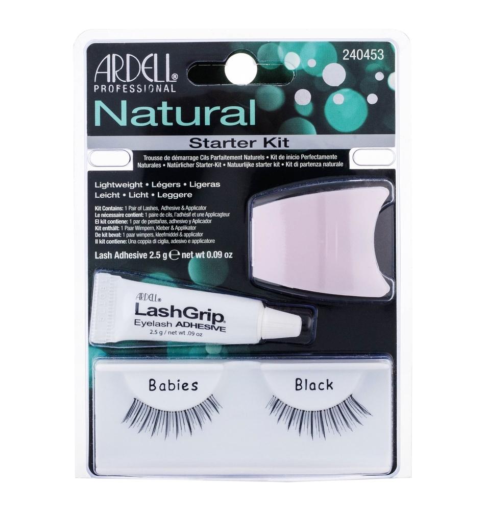 Ardell Natural Babies False Eyelashes 1pc Black oμορφια   μακιγιάζ   μακιγιάζ προσώπου   αξεσουάρ μακιγιάζ