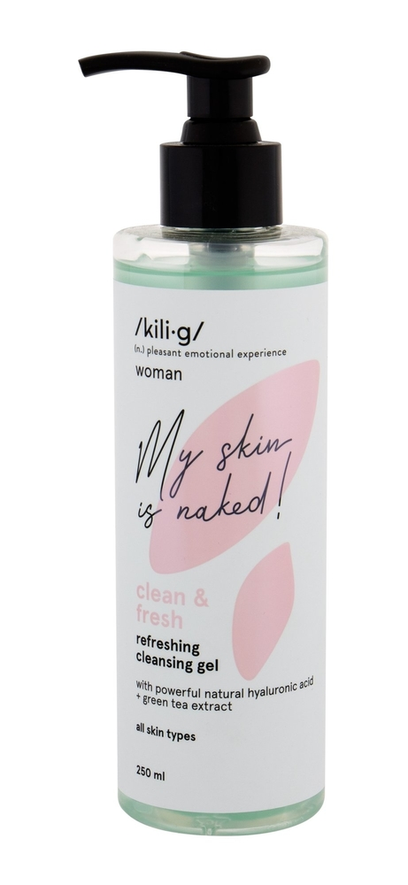 Kili·g Woman Clean Fresh Cleansing Gel 250ml